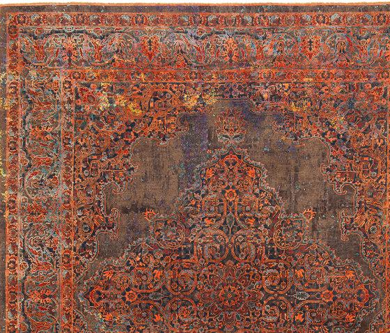 Erased Heritage | Tabriz Fashion Artwork 8 by Jan Kath | Rugs
