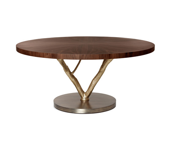 Primitive | Round Dining Table de GINGER&JAGGER | Tables de repas