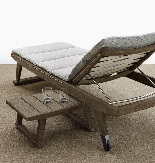 Gio Chaise longue di B&B Italia | Sun loungers