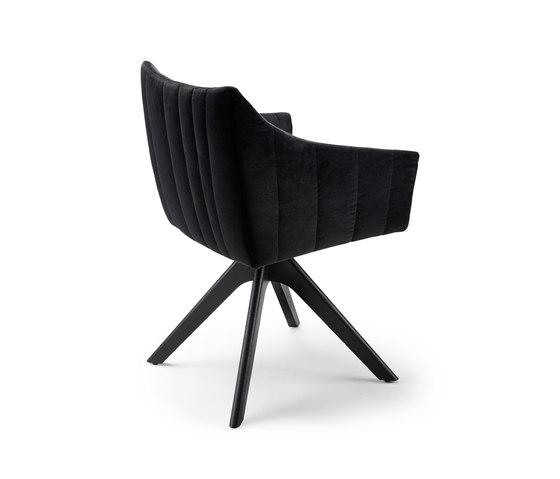 Rubie Side Chair von Freifrau Sitzmöbelmanufaktur | Stühle