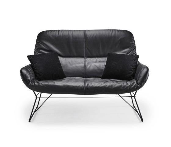 Leya | Lounge Couch von Freifrau Sitzmöbelmanufaktur | Sofas