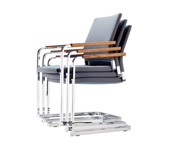 S 95 PFST by Thonet | Visitors chairs / Side chairs