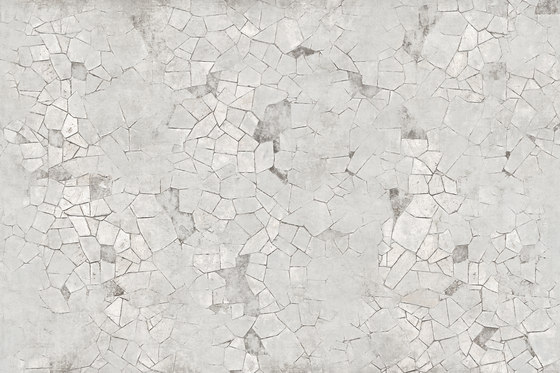 Liquefied Tile Blend by GLAMORA | Bespoke wall coverings