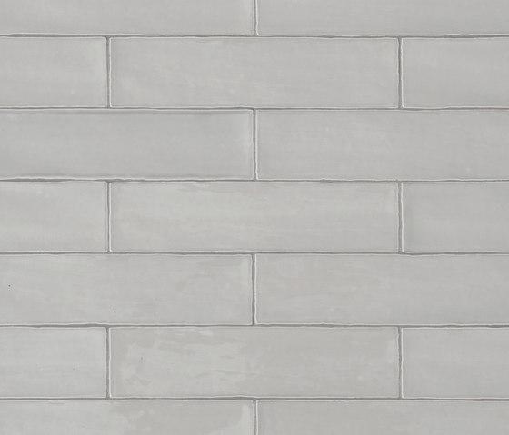 Betonbrick Wall Grey Glossy di TERRATINTA GROUP | Piastrelle ceramica