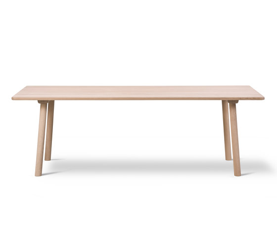 Taro Table de Fredericia Furniture | Mesas comedor