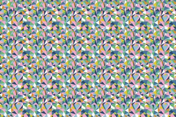 Colour Blocking Abstraction di GLAMORA   Rivestimenti su misura