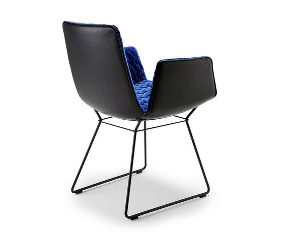 Amelie | Armchair mit Drahtgestell von FREIFRAU MANUFAKTUR | Stühle