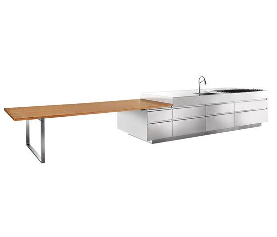 Convivium ambiente 1 by Arclinea | Island kitchens
