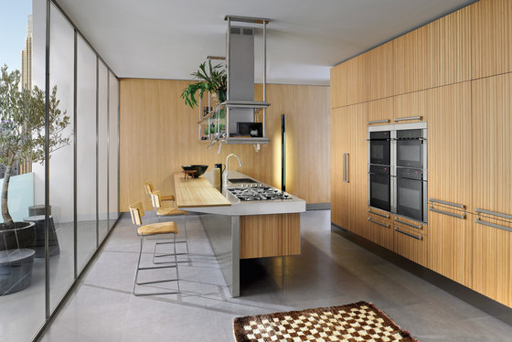 Lignum et Lapis ambiente 2 by Arclinea | Fitted kitchens