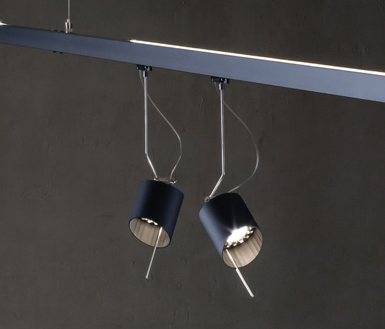 LED LINE von Buschfeld Design | Pendelleuchten