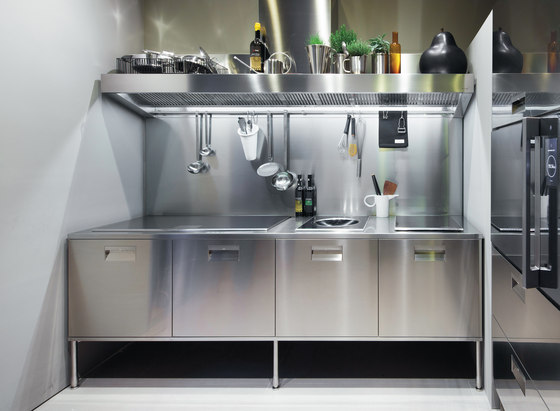 Artusi ambiente 2 by Arclinea   Fitted kitchens