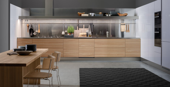 Gamma ambiente 1 by Arclinea | Fitted kitchens