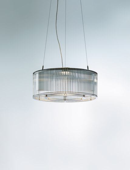 Stilio Uno 550 by Licht im Raum | Suspended lights
