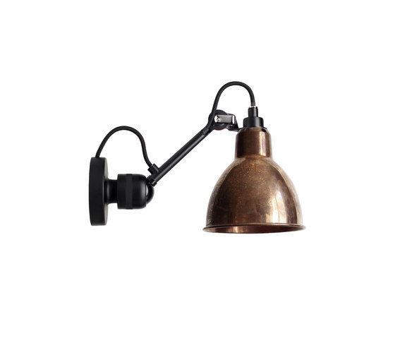 LAMPE GRAS - N°304 copper von DCW éditions | Wandleuchten