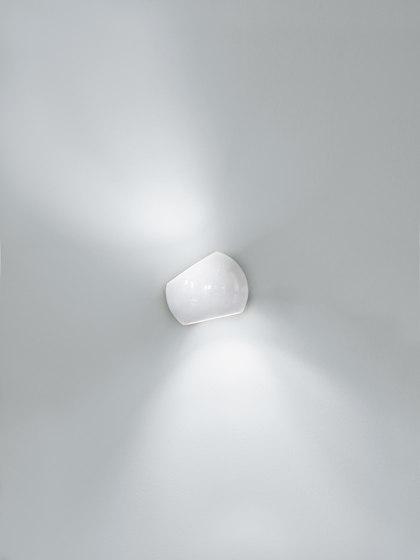 White Moons 1 Wandleuchte von Licht im Raum | Wandleuchten