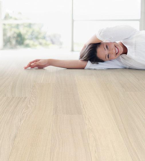 Par-ky Deluxe 06 Milk Oak Premium de Decospan | Planchers bois