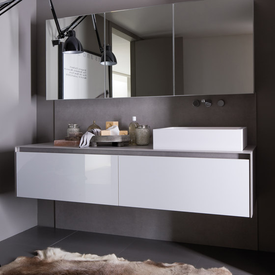 Vanity ambiente 2 by Arclinea | Wash basins