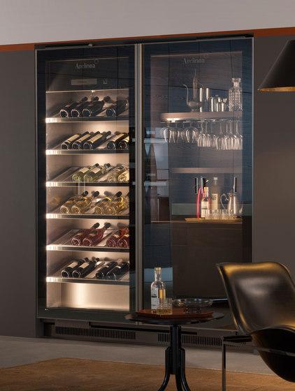 Vina Epicure de Arclinea | Muebles de bar