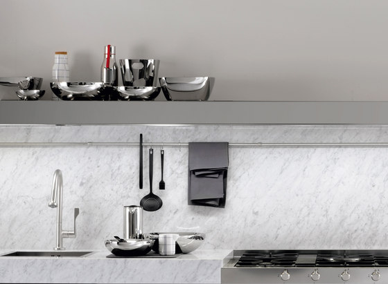 Extraction Systems   Shelf hood by Arclinea   Kitchen hoods