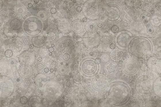 Fancy Clockwork di GLAMORA | Rivestimenti su misura