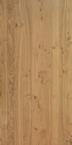 Querkus Oak Naturel Vivace by Decospan | Wall veneers