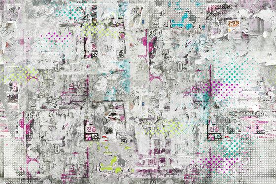 Fancy Sonic Youth di GLAMORA | Rivestimenti su misura