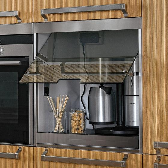 MAC by Arclinea | Kitchen organization