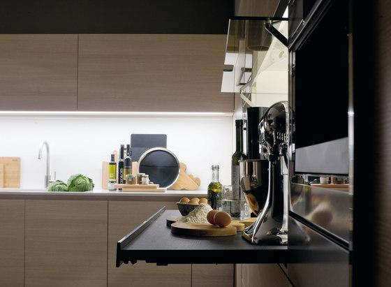 MAC by Arclinea   Kitchen organization