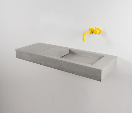 Flor by Kast Concrete Basins | Wash basins