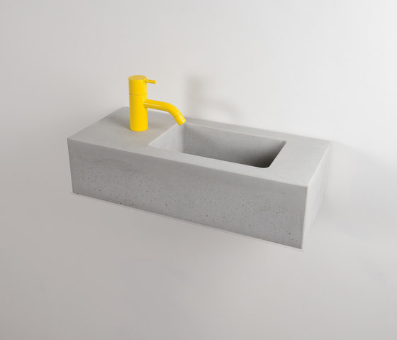 Fox by Kast Concrete Basins | Wash basins