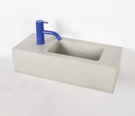 Fox by Kast Concrete Basins | Wash basins