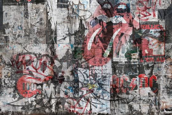 Urban Rocks Off von GLAMORA | Wandbeläge