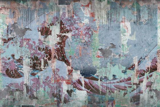 Urban New Wave by GLAMORA | Bespoke wall coverings