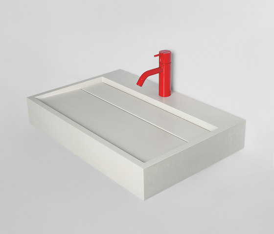 Lux by Kast Concrete Basins | Wash basins