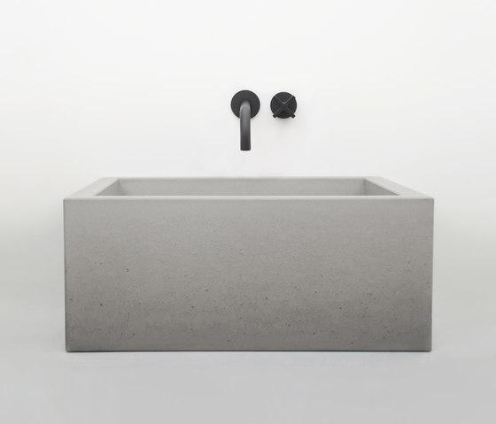 Nors by Kast Concrete Basins | Wash basins