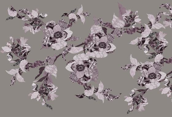 Analogy X-pression by GLAMORA | Bespoke wall coverings