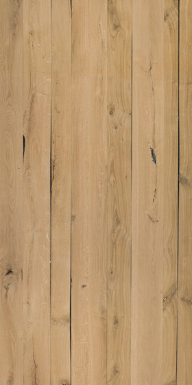 Querkus Oak Vintage Harlem by Decospan | Wall veneers