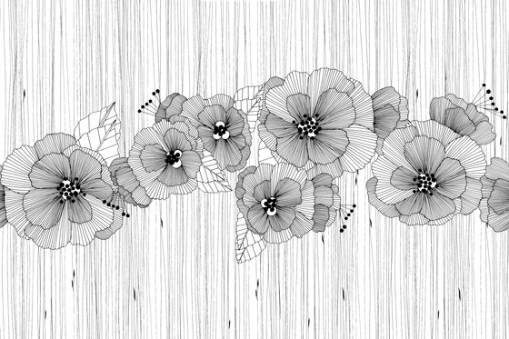 Analogy Manhattan by GLAMORA | Bespoke wall coverings