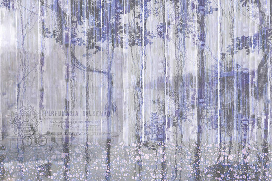 Illusions Somewhere by GLAMORA | Bespoke wall coverings