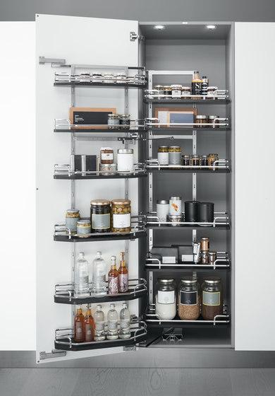 Contenitori | Contenitore dispensa attrezzata di Arclinea | Organizzazione cucina