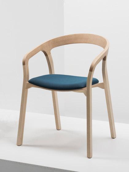 She Said Chair | MC1 de Mattiazzi | Sillas
