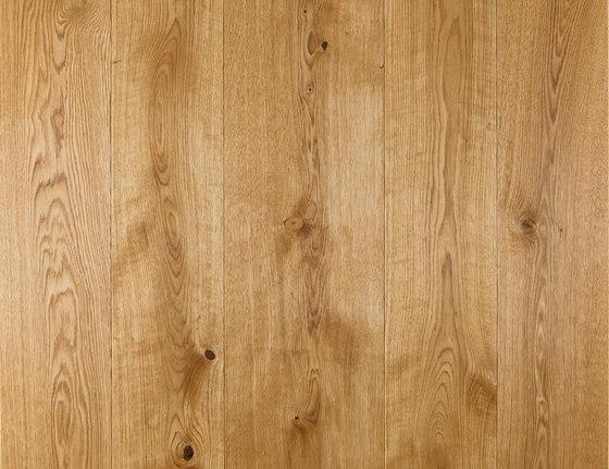Gutsboden Eiche Natur by Trapa | Wood flooring