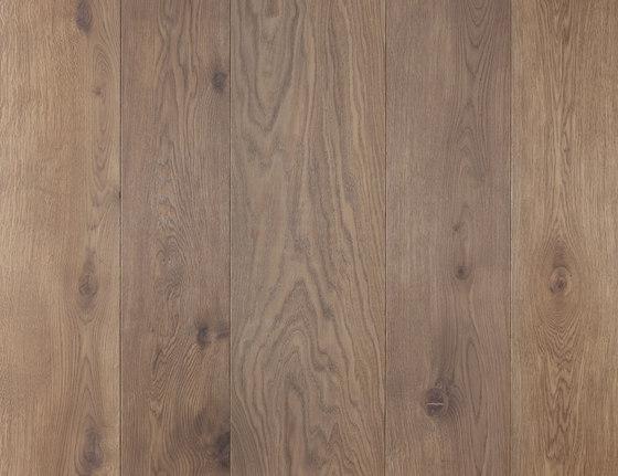 Gutsboden Mooreiche Grau di Trapa | Pavimenti legno