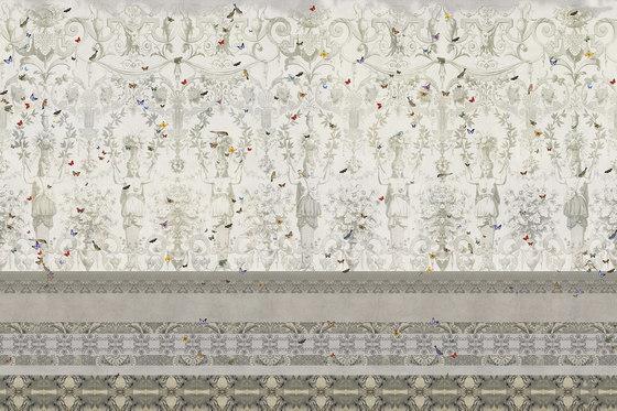 Epoch Empire by GLAMORA   Bespoke wall coverings