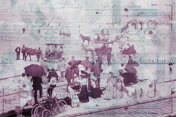 Epoch Boardwalk by GLAMORA | Bespoke wall coverings
