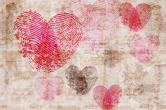 Flirt Heartprint de GLAMORA | A medida