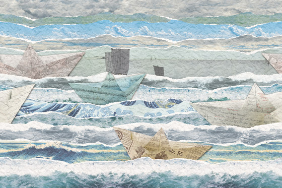 Flirt Paper Ship de GLAMORA | A medida