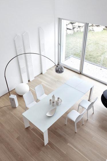 Twice by Bonaldo | Dining tables