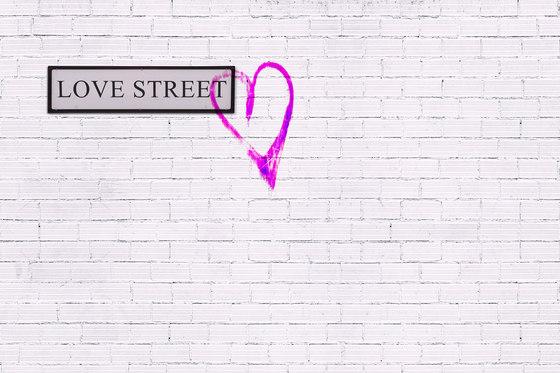 Flirt Love Street di GLAMORA | Rivestimenti su misura