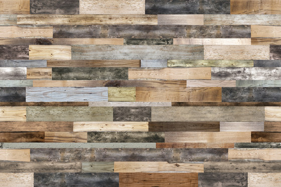Raw Woodnote by GLAMORA | Bespoke wall coverings